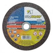 Диск 200x1,6x22 мм отрезной по металлу - Абразивный круг Луга