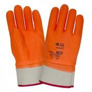 Нитриловые перчатки утеплённые (полный облив)